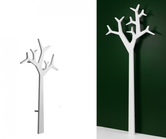Swedese Tree - Wall Hvid - Stor