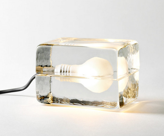 Design House Stockholm Block Lamp Mini