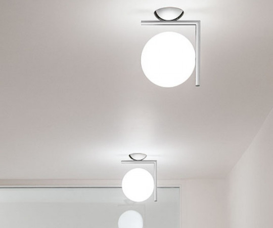 Flos IC Light C1/W1 - Messing