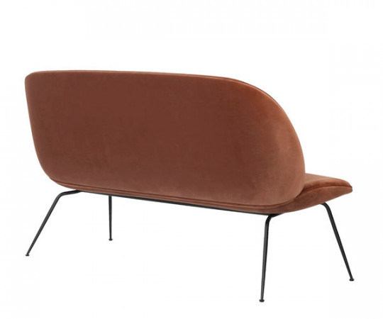 Gubi Beetle Sofa - Velour