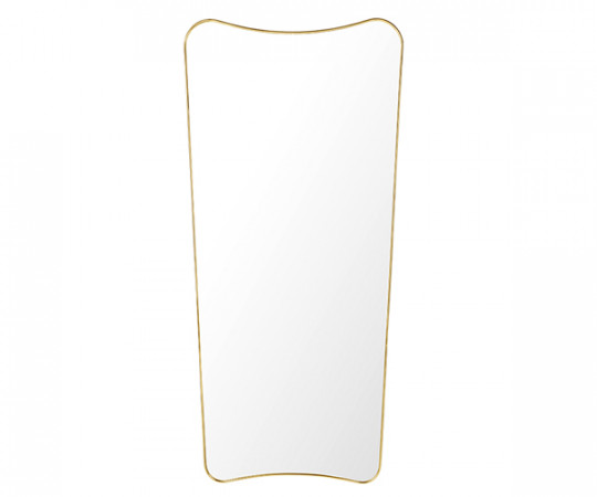 Gubi F.A. 33 Rectangular Wall Mirror 146x70cm