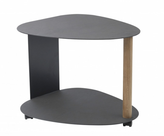 Linddna Curve Table - X-large 62x73x45cm