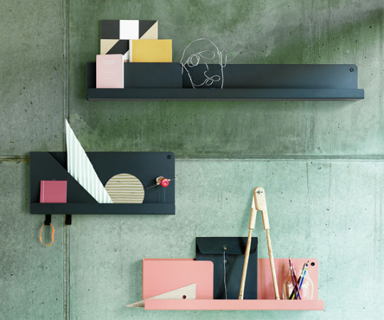 Muuto Folded Shelve - Small
