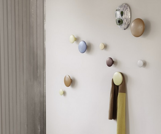 Muuto The Dots Pale Blue - Lille