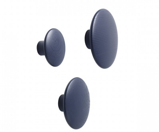 Muuto The Dots Midnight Blue - Medium