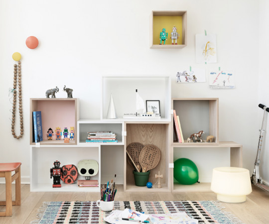 MUUTO Stacked 2.0 Modul - Medium