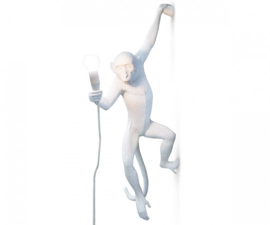 Seletti Monkey Lamp - Hanging