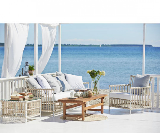 Sika Design Caroline Lounge Chair Outdoor