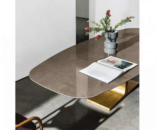 Sovet Italia Palace table 250x120 Shaped