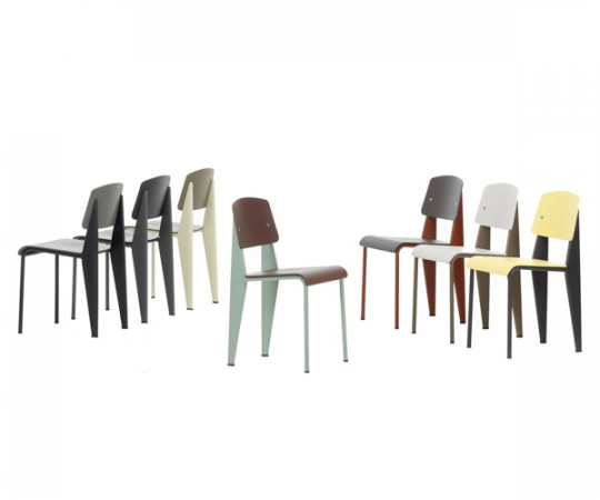 Vitra Standard Chair SP