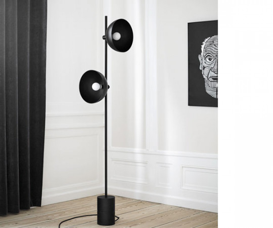 Handvark - Studio Floor Lamp - Black