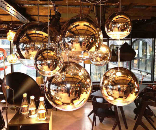 Tom Dixon Mirror Ball 25cm