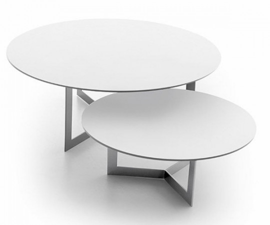 Treku Kabi Coffee table - Ø80 x H35cm