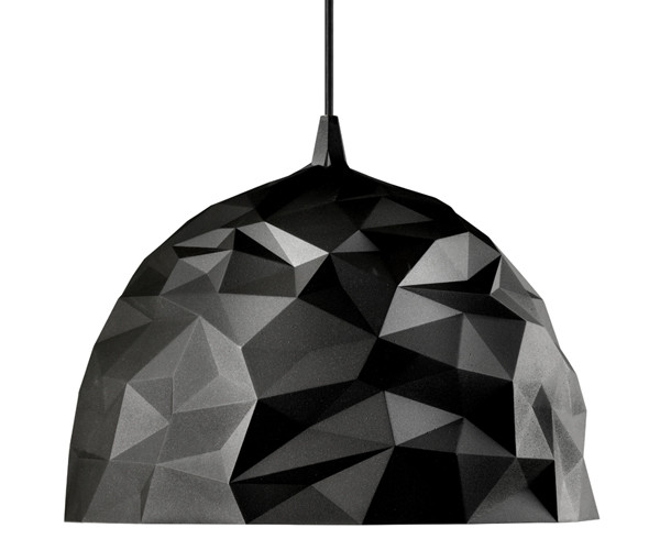 Diesel+Foscarini Rock - Sort
