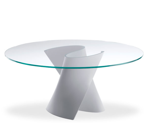 Mdf Italia S Table Glass