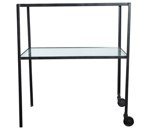 House Doctor Trolley M. Glas Stor