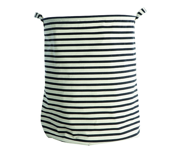 House Doctor Laundry Bag - Stripes - Vasketøjskurv