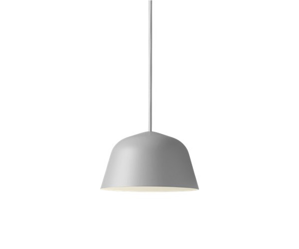Muuto Ambit Pendel Lampe - X-Small - Grey