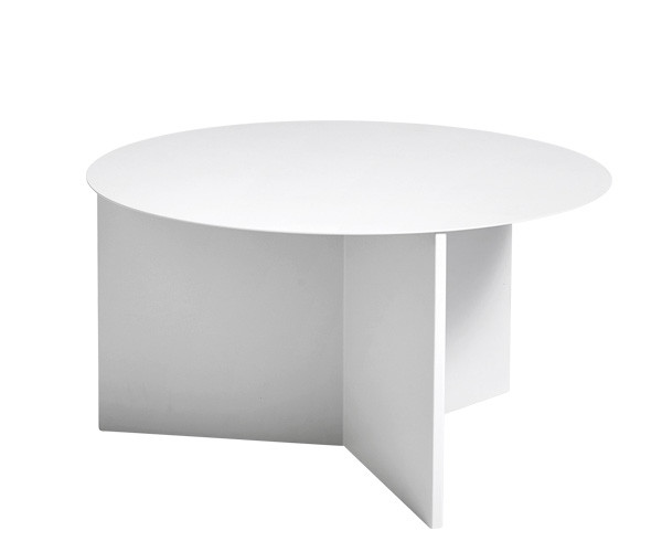 HAY Slit Table XL - Round