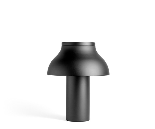 HAY PC Bordlampe - Soft Black - Large