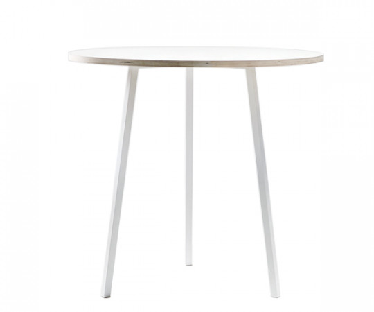 HAY Loop Stand Bord (Stå Bord) (Rundt)