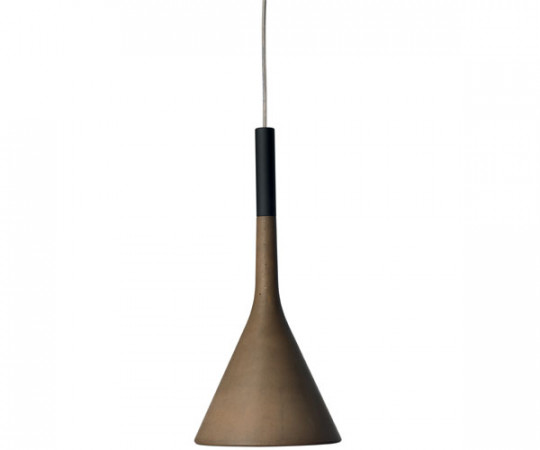 Foscarini Aplomb mini Pendel Marrone