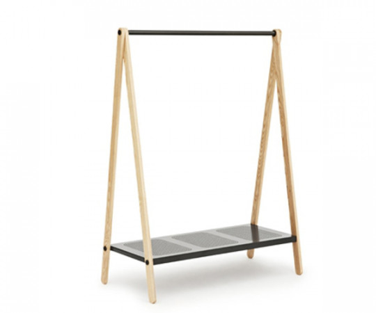 Normann Copenhagen Toj Clothes Rack Large black