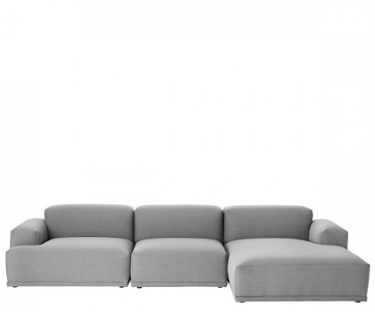 Muuto Connect Sofa m Chaiselong