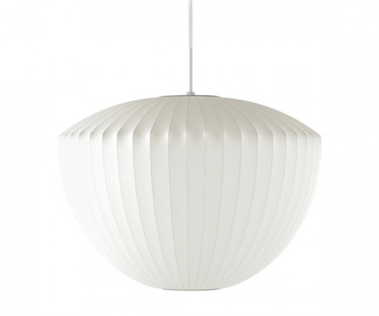 Herman Miller George Nelson bubble apple lampe
