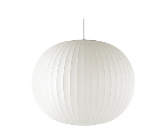 Herman Miller George Nelson bubble lampe