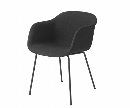 Muuto Fiber Chair Tube - Arm - Stof