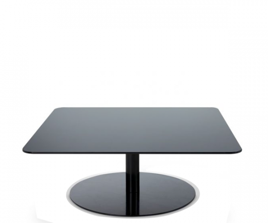 Tom Dixon Flash Table - Square - Black