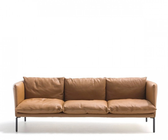 Moroso Gentry Extra light - Leather Camel