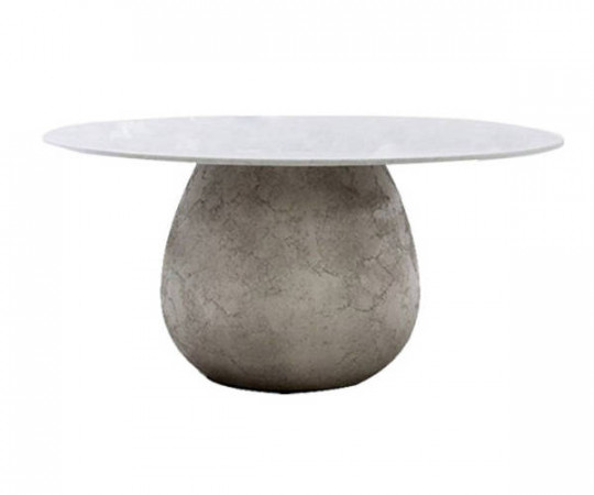 Gervasoni Outdoor InOut 834 Table Ø140