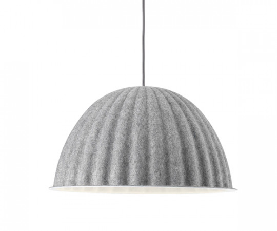 Muuto Under The Bell - Grå - 55cm