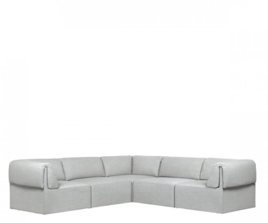Gubi Wonder Sofa 2x3 Pers. - Remix 2 123