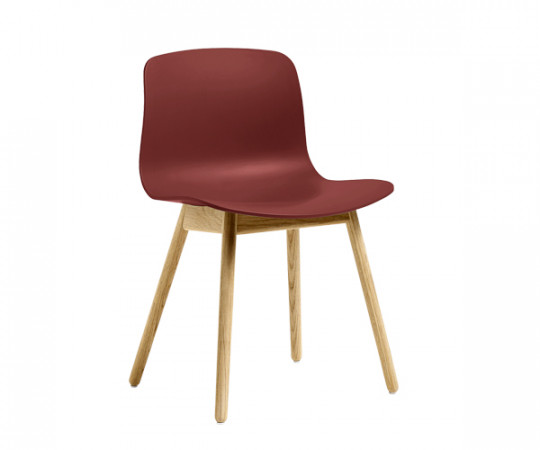 HAY About A Chair (AAC12) brick red natur