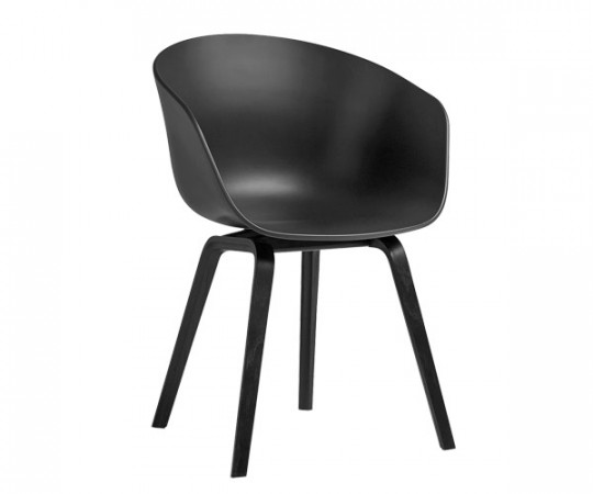 HAY ABOUT A CHAIR (AAC22) Soft Black