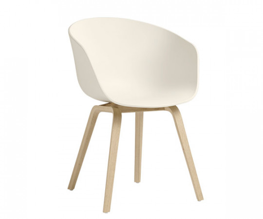 HAY ABOUT A CHAIR (AAC22) Cream Hvid
