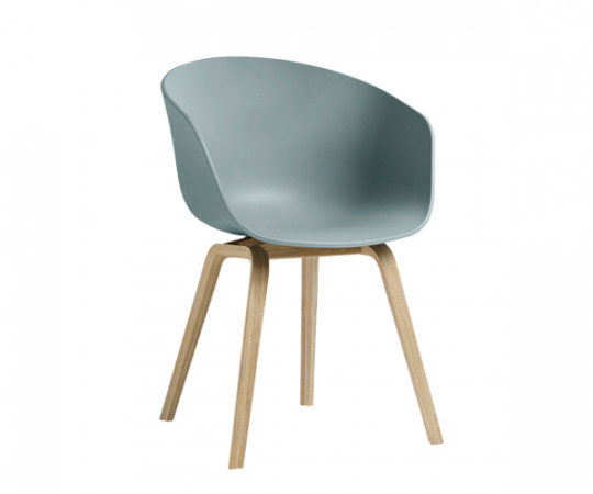 HAY ABOUT A CHAIR (AAC22) Dusty Blue