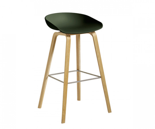 HAY About A Stool Green
