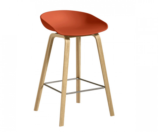 HAY About A Stool AAS 32 orange