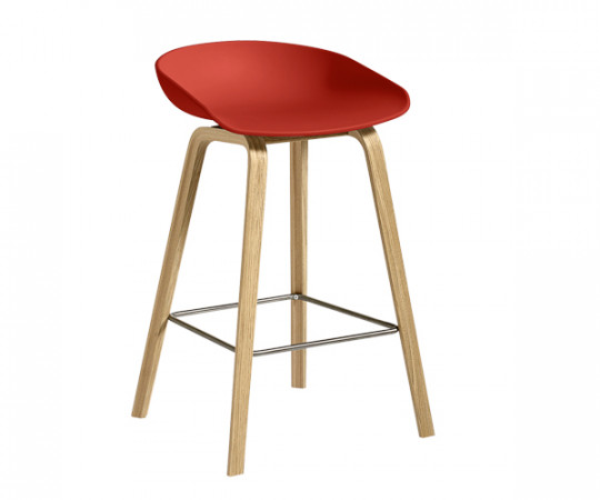 HAY About A Stool AAS 32 warm red