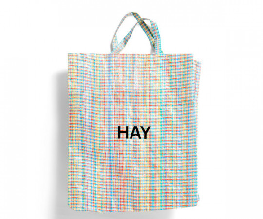 hay multi check shopper xl