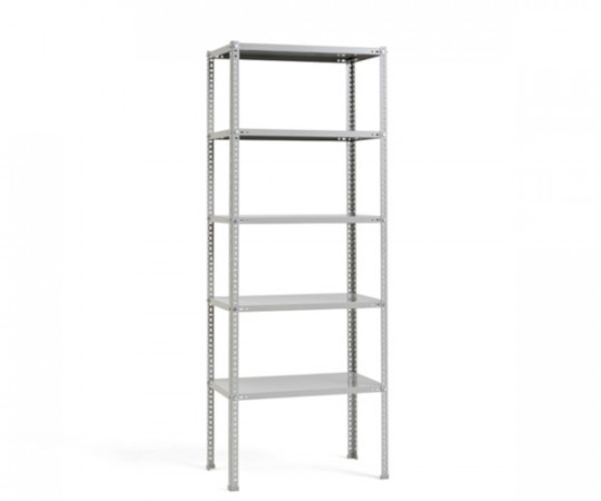 hay shelving unit light grey