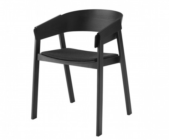 Muuto Cover chair - Stof