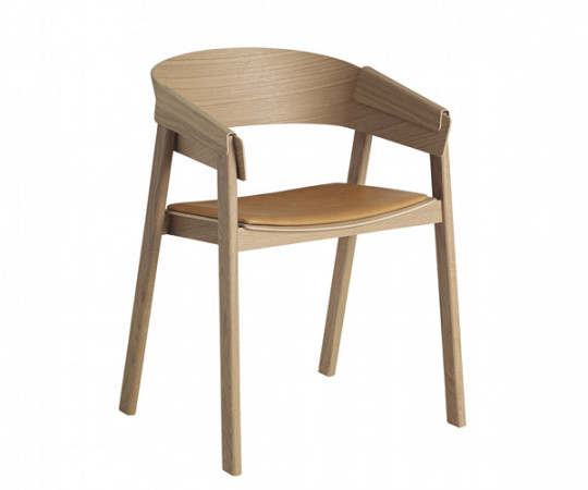 Muuto Cover chair - Læder