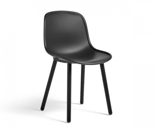 HAY Neu 12 Chair - Soft Black