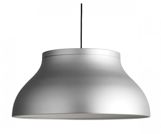 HAY PC Pendant - Large - Aluminium