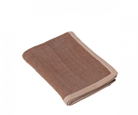 Muuto Ripple Plaid - Brown